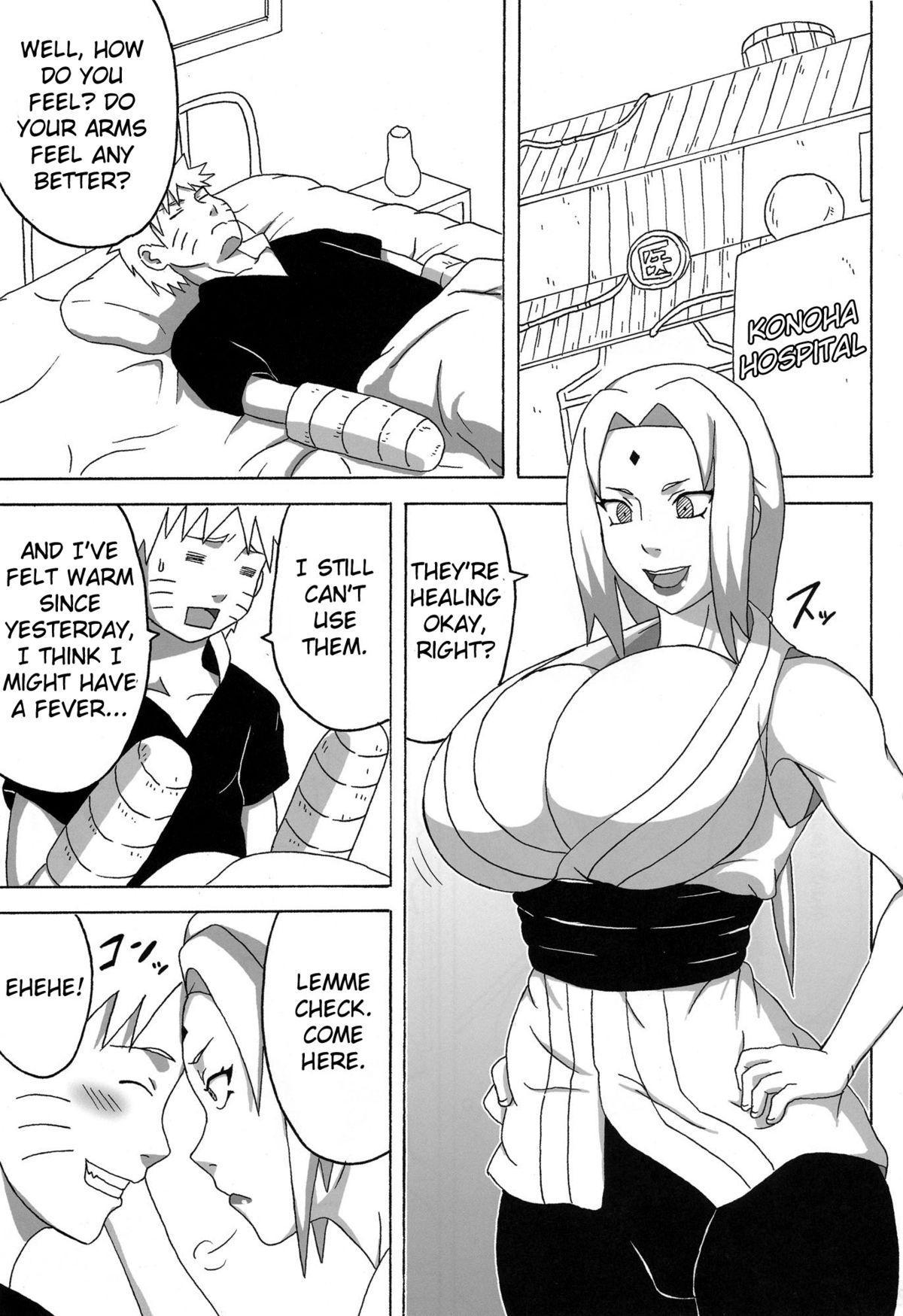 Konoha no Sei Shorigakari | Konoha's Sexual Healing Ward 1