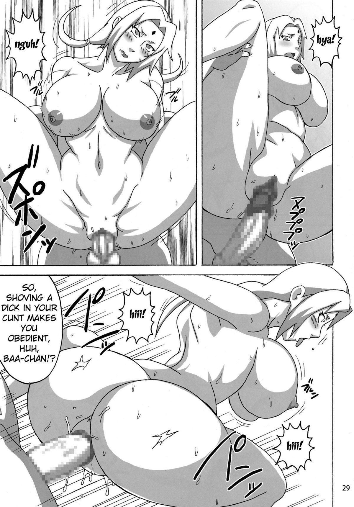 Konoha no Sei Shorigakari | Konoha's Sexual Healing Ward 29