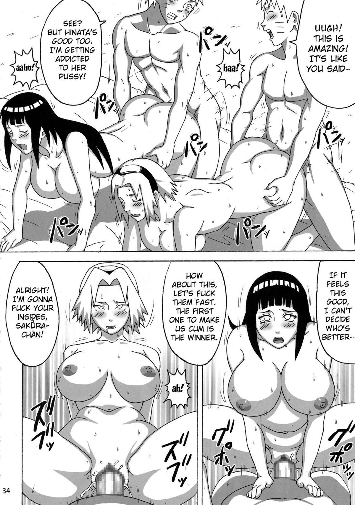 Konoha no Sei Shorigakari | Konoha's Sexual Healing Ward 34