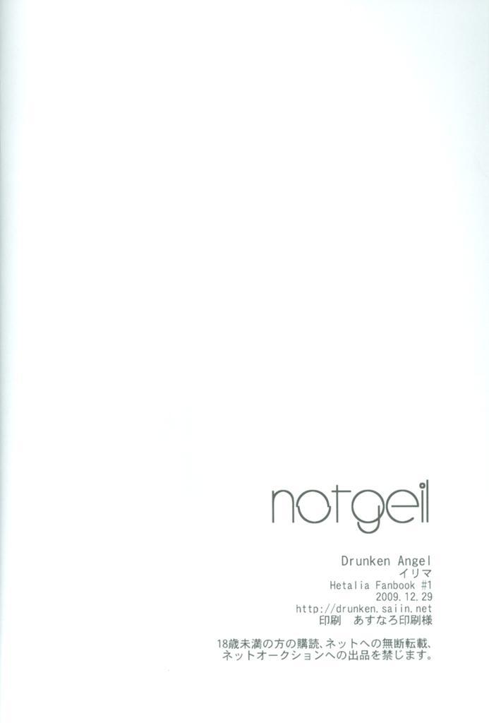 Notgeil 30