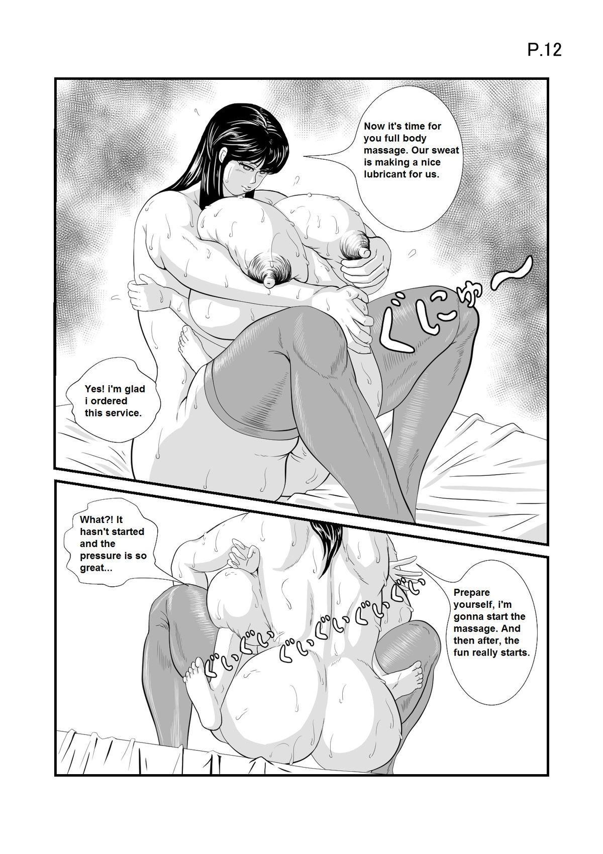 Ranmaru Graphics - Meat Ball 12