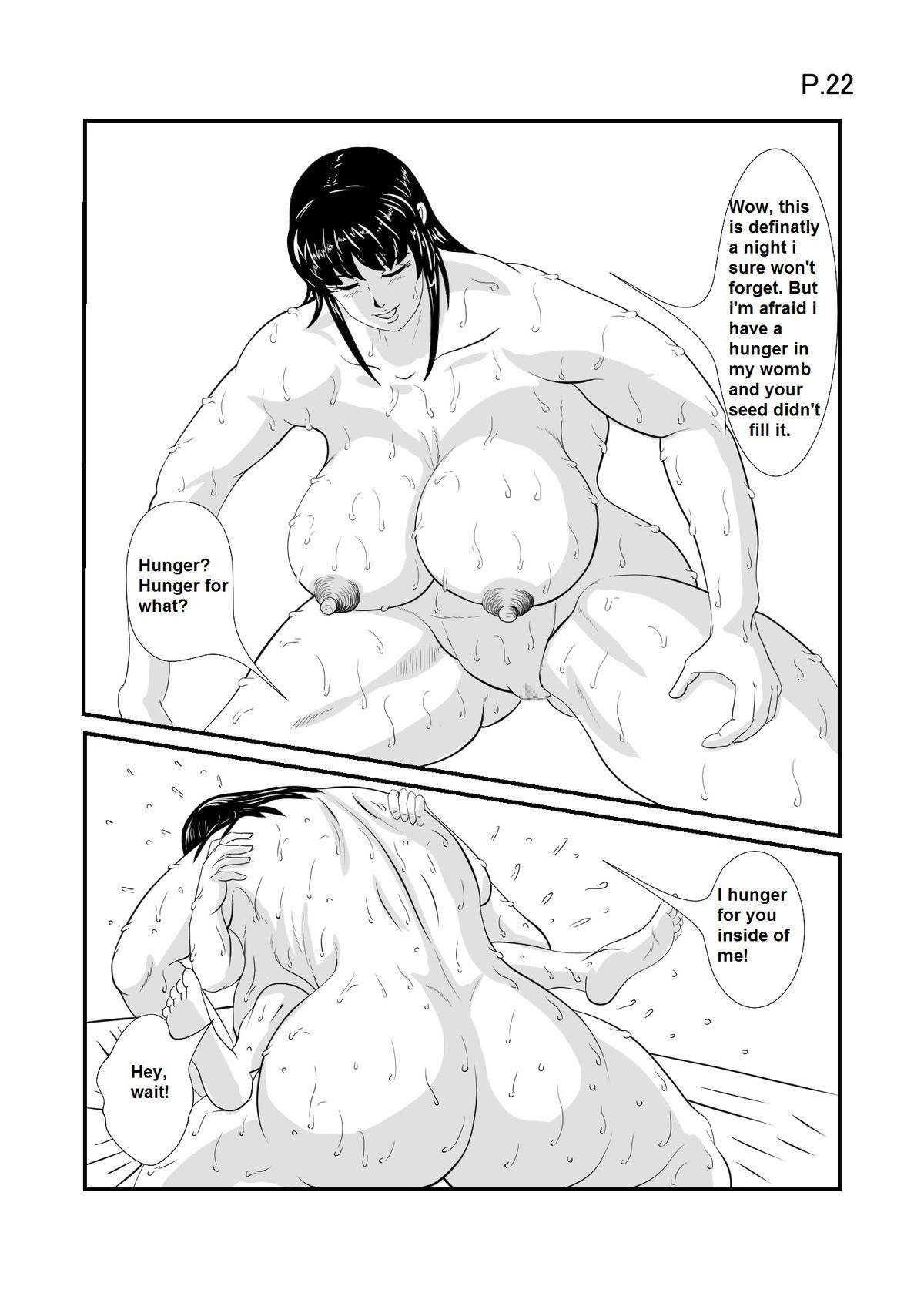 Ranmaru Graphics - Meat Ball 22