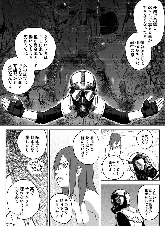 Ninja Izonshou Vol.2.5 3