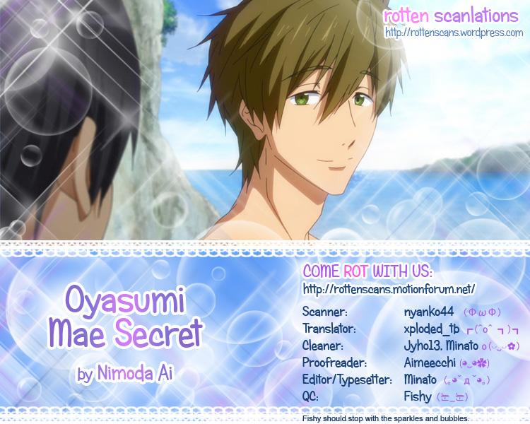 Oyasumi Mae Secret 16